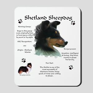 Sheltie 4 Mousepad