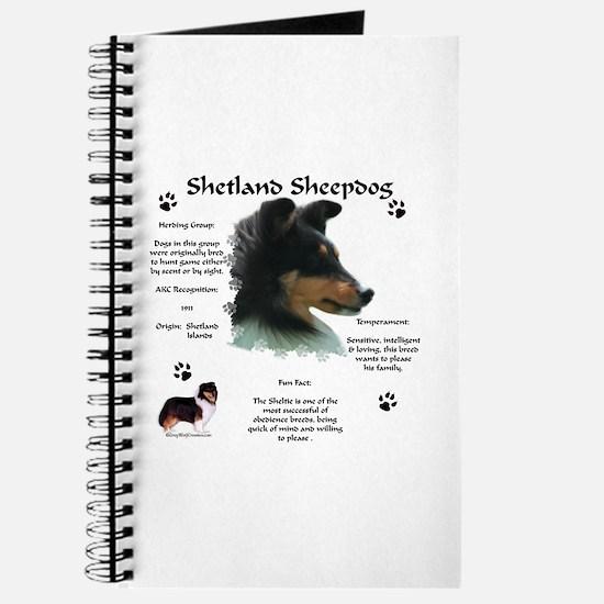 Sheltie 4 Journal