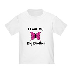 Love My Big Sister (butterfly T