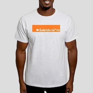 Quebricks Tshirts Light T-Shirt