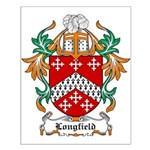 Longfield Coat of Arms Small Poster