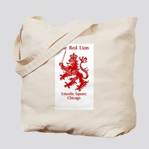 The Red Lion Lincoln Square Tote Bag