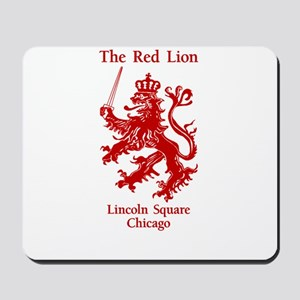 The Red Lion Lincoln Square Mousepad
