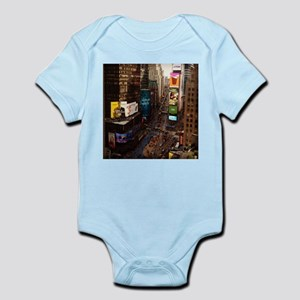 room with a view... TIMES SQUARE Infant Bodysuit