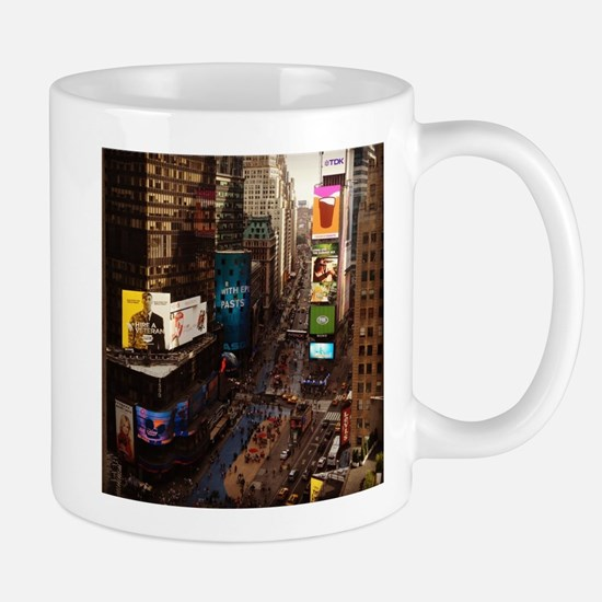 room with a view... TIMES SQUARE Mug