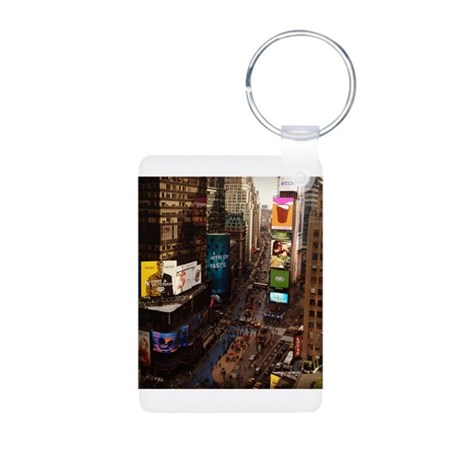 room with a view... TIMES SQUARE Aluminum Photo Ke
