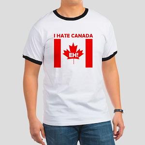 I HATE CANADA, AL QAIDA, AL-Q Ringer T