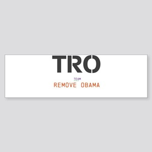 TRO 2 Sticker (Bumper)