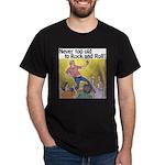 Air guitar Dark T-Shirt