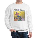 Air guitar Sweatshirt