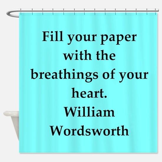 woedswoeth1.png Shower Curtain
