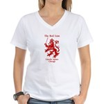 Official Red Lion Lincoln Square Product Women's V
