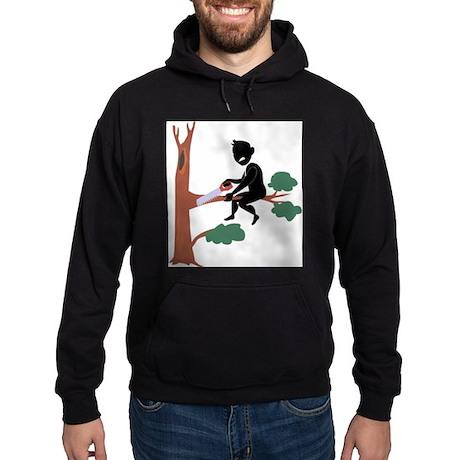 Tree Hoodie (dark)