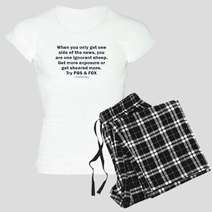 Ignorant Sheep Women's Light Pajamas