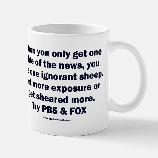 Ignorant Sheep Mug