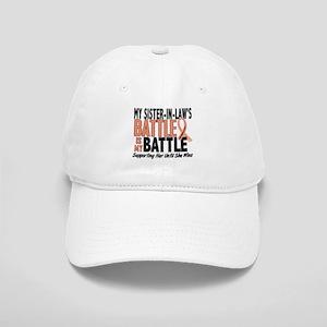 My Battle Too Uterine Cancer Cap