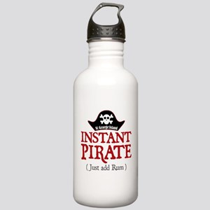 St. George Island Pirate - Stainless Water Bottle