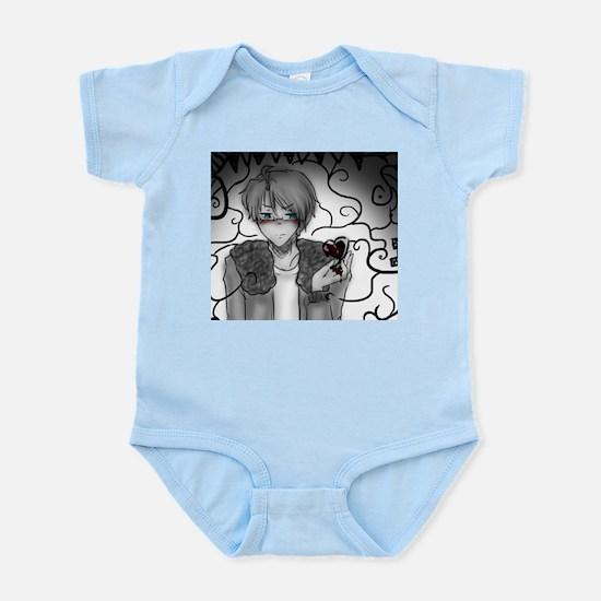 Anime 'Heartless' Infant Bodysuit