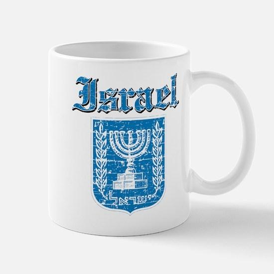 Israel Coat Of Arms Mug