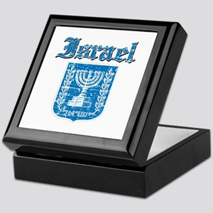 Israel Coat Of Arms Keepsake Box
