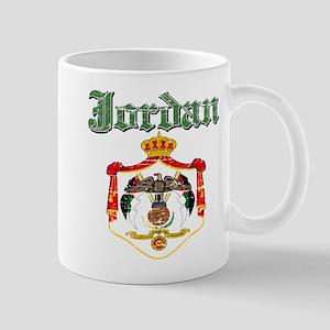 Jordan Coat Of Arms Mug
