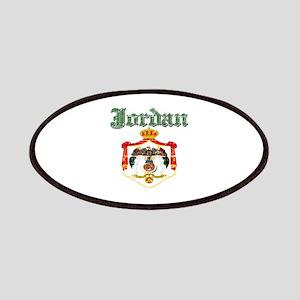 Jordan Coat Of Arms Patches