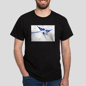 Nazca hummingbird Dark T-Shirt