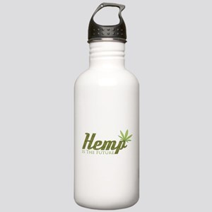 Hemp Is The Future Stainless Water Bottle 1.0L