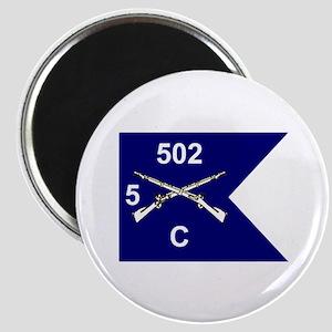 C Co. 5/502nd Magnet