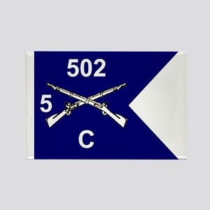 C Co. 5/502nd Rectangle Magnet