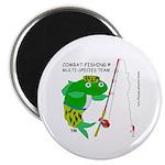 Combat-Fishing (R) Magnet