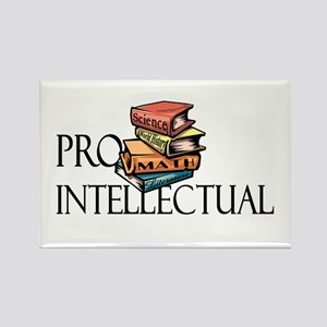 Prointellectualism Rectangle Magnet