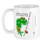 Combat-Fishing(R) Coffee Mug