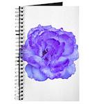 Mystic Indigo Rose Journal