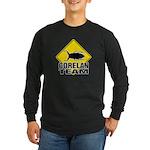 Corelan Front 1 TR Long Sleeve Dark T-Shirt