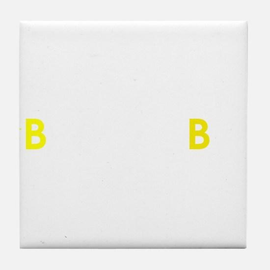 #BeyondBias Tile Coaster