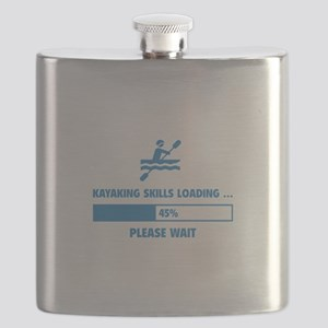 Kayaking Skills Loading Flask