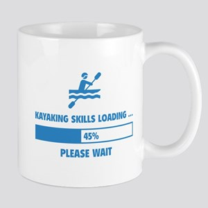 Kayaking Skills Loading Mug