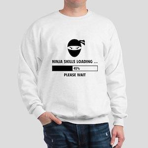 Ninja Skills Loading Sweatshirt