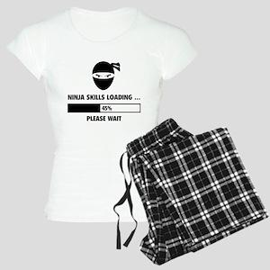 Ninja Skills Loading Women's Light Pajamas