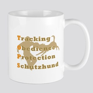 Schutzhund is TOPS Mug