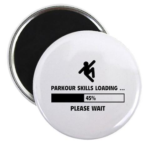 Parkour Skills Loading Magnet