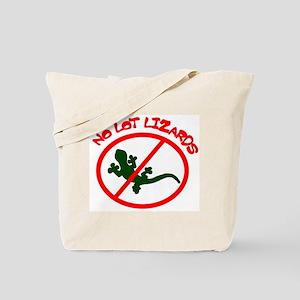 No Lot Lizards Tote Bag