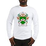 Kieran Coat of Arms Long Sleeve T-Shirt