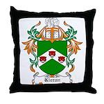 Kieran Coat of Arms Throw Pillow