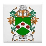 Kieran Coat of Arms Tile Coaster