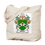 Kieran Coat of Arms Tote Bag