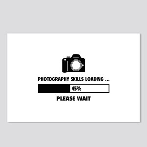 Photography Skills Loading Postcards (Package of 8