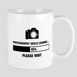 Photography Skills Loading Mug