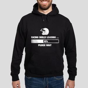 Racing Skills Loading Hoodie (dark)